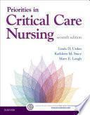 Libro de Priorities In Critical Care Nursing