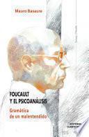 Libro de Foucault Y El Psicoanálisis