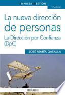 Libro de La Nueva Dirección De Personas