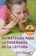 Libro de Estrategias Para La Enseñanza De La Lectura