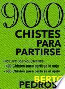 Libro de 900 Chistes Para Partirse