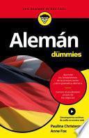 Libro de Alemán Para Dummies