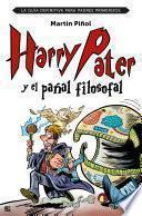 Libro de Harry Pater Y El Pañal Filosofal