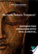 Libro de Aprende Bahasa Indonesia