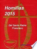 Libro de Homilia Del Santo Padre