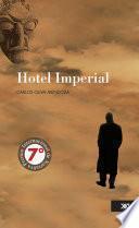 Libro de Hotel Imperial