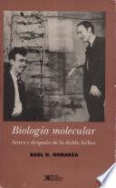 Libro de Biología Molecular