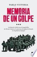 Libro de Memoria De Un Golpe