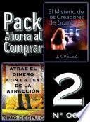 Libro de Pack Ahorra Al Comprar 2 (nº 063)