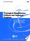 Libro de Geological Repositories
