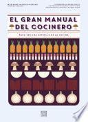 Libro de El Gran Manual Del Cocinero