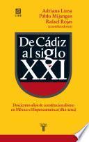 Libro de De Cádiz Al Siglo Xxi