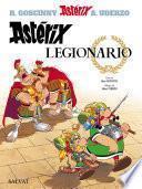 Libro de Astérix Legionario