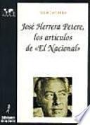Libro de Herrera Petere