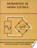 Libro de Instrumentos De Medida Eléctrica