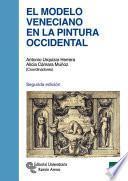 Libro de El Modelo Veneciano En La Pintura Occidental