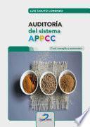 Libro de Auditoría Del Sistema Appcc