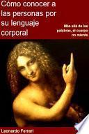 Libro de Cómo Conocer A Las Personas Por Su Lenguaje Corporal