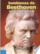 Libro de Semblanza De Beethoven