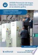 Libro de Prevención De Riesgos Laborales Y Medioambientales En La Industria Gráfica. Argp0110