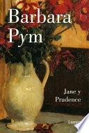 Libro de Jane Y Prudence