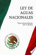 Libro de Ley De Aguas Nacionales