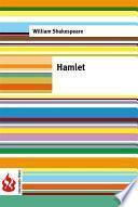 Libro de Hamlet (low Cost). Edición Limitada