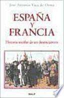 Libro de España Y Francia