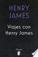 Libro de Viajes Con Henry James