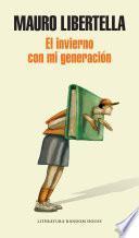 Libro de El Invierno Con Mi Generación