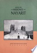 Libro de Visita De Las Misiones Del Nayarit