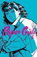 Libro de [dogfood]paper Girls