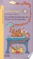 Libro de La Asombrosa Historia Del Viajero De Las Estrellas