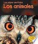 Libro de Los Sentidos Especiales De Los Animales