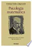 Libro de Psicología Matemática