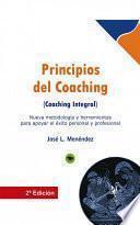 Libro de Principios Del Coaching