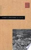 Libro de La Ciudad Y El Medio Natural