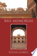 Libro de Mis Memorias