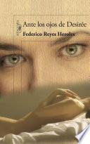 Libro de Ante Los Ojos De Desirée