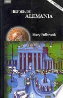 Libro de Historia De Alemania