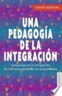 Libro de Una Pedagogía De La Integración