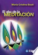 Libro de El Abc De La Meditación