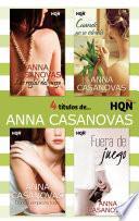 Libro de Pack HqÑ Anna Casanovas