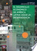 Libro de El Desarrollo Económico De América Latina Desde La Independencia