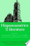 Libro de Hispanoamérica En Su Literatura