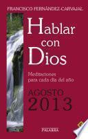 Libro de Hablar Con Dios   Agosto 2013