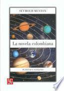 Libro de La Novela Colombiana