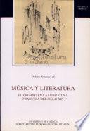Libro de Musica Y Literatura