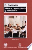 Libro de Música, Pensamiento Y Educación
