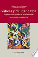 Libro de Valores Y Estilos De Vida